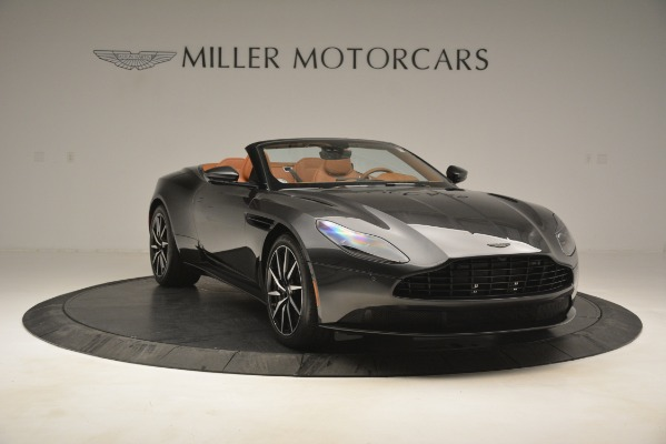 Used 2019 Aston Martin DB11 V8 Volante for sale Sold at Aston Martin of Greenwich in Greenwich CT 06830 10