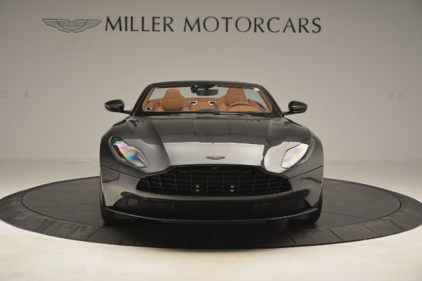 Used 2019 Aston Martin DB11 V8 Volante for sale Sold at Aston Martin of Greenwich in Greenwich CT 06830 11