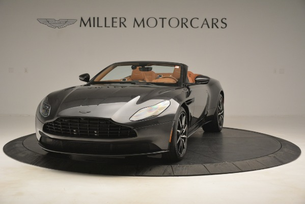 Used 2019 Aston Martin DB11 V8 Volante for sale Sold at Aston Martin of Greenwich in Greenwich CT 06830 12