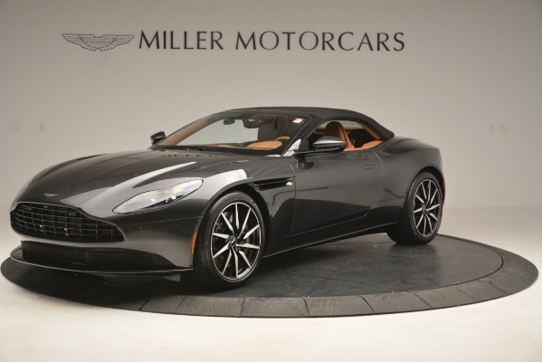 Used 2019 Aston Martin DB11 V8 Volante for sale Sold at Aston Martin of Greenwich in Greenwich CT 06830 13