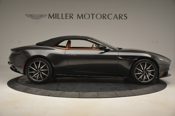 Used 2019 Aston Martin DB11 V8 Volante for sale Sold at Aston Martin of Greenwich in Greenwich CT 06830 15
