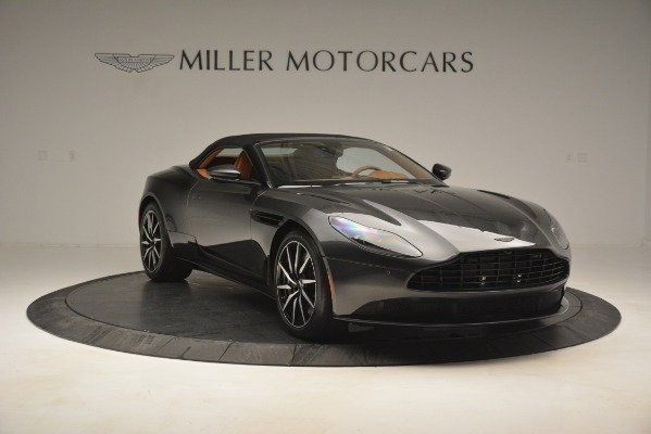 Used 2019 Aston Martin DB11 V8 Volante for sale Sold at Aston Martin of Greenwich in Greenwich CT 06830 17