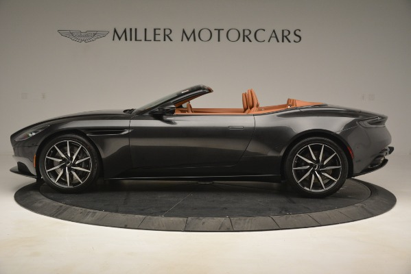 Used 2019 Aston Martin DB11 V8 Volante for sale Sold at Aston Martin of Greenwich in Greenwich CT 06830 2