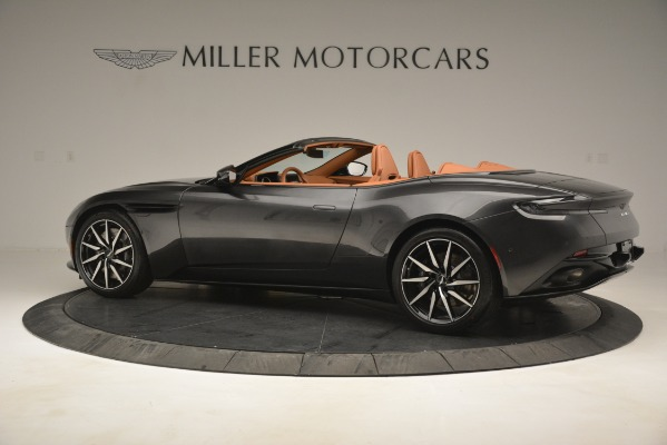 Used 2019 Aston Martin DB11 V8 Volante for sale Sold at Aston Martin of Greenwich in Greenwich CT 06830 3