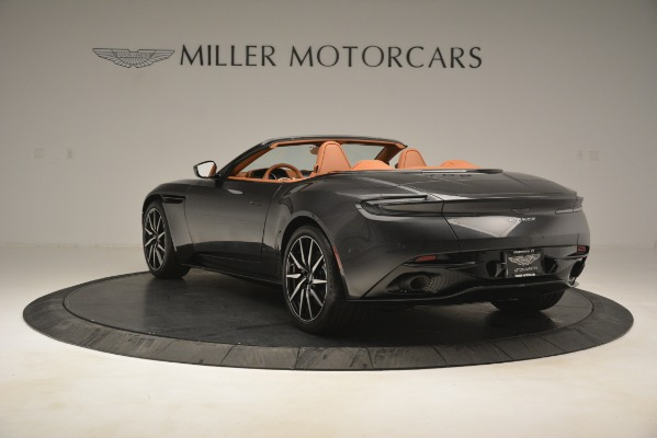 Used 2019 Aston Martin DB11 V8 Volante for sale Sold at Aston Martin of Greenwich in Greenwich CT 06830 4
