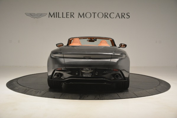 Used 2019 Aston Martin DB11 V8 Volante for sale Sold at Aston Martin of Greenwich in Greenwich CT 06830 5