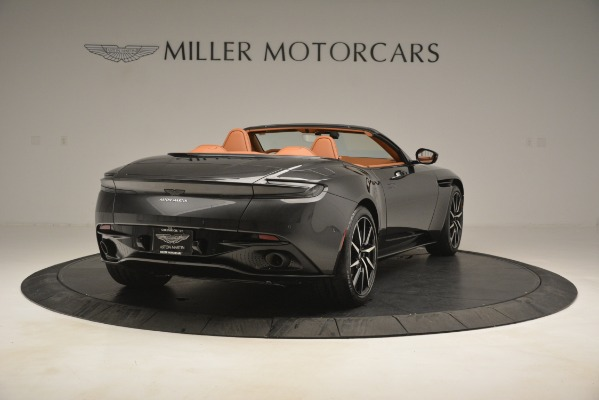 Used 2019 Aston Martin DB11 V8 Volante for sale Sold at Aston Martin of Greenwich in Greenwich CT 06830 6