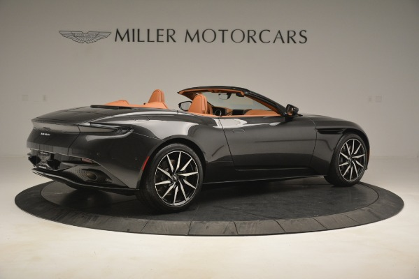 Used 2019 Aston Martin DB11 V8 Volante for sale Sold at Aston Martin of Greenwich in Greenwich CT 06830 7