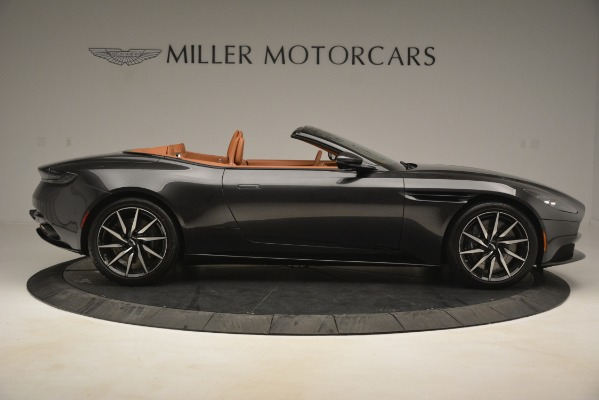 Used 2019 Aston Martin DB11 V8 Volante for sale Sold at Aston Martin of Greenwich in Greenwich CT 06830 8