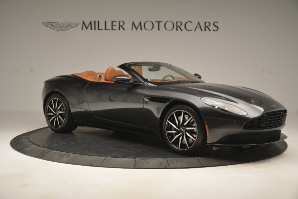 Used 2019 Aston Martin DB11 V8 Volante for sale Sold at Aston Martin of Greenwich in Greenwich CT 06830 9
