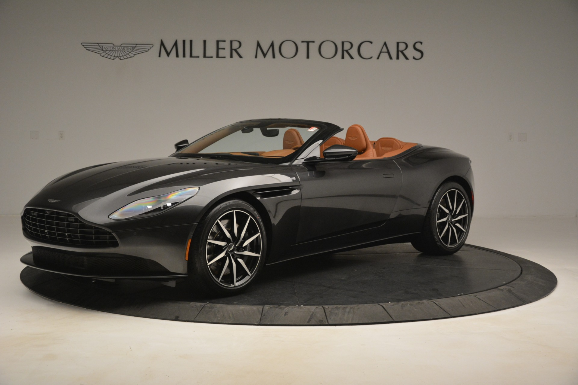 Used 2019 Aston Martin DB11 V8 Volante for sale Sold at Aston Martin of Greenwich in Greenwich CT 06830 1