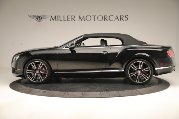 Used 2014 Bentley Continental GT V8 for sale Sold at Aston Martin of Greenwich in Greenwich CT 06830 14