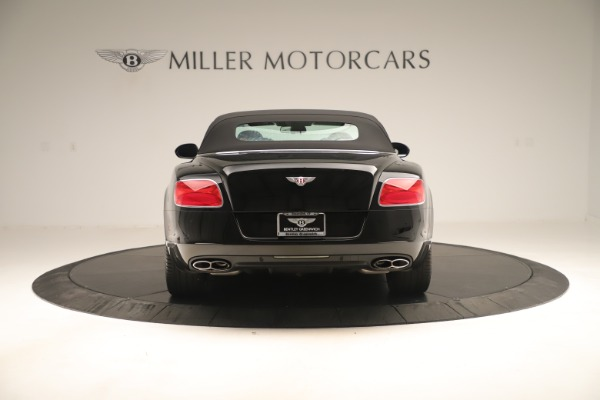 Used 2014 Bentley Continental GT V8 for sale Sold at Aston Martin of Greenwich in Greenwich CT 06830 15