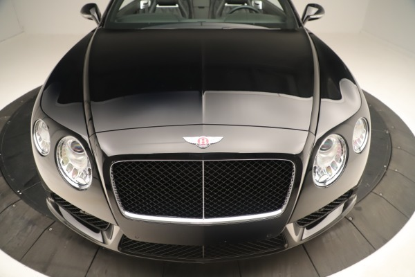Used 2014 Bentley Continental GT V8 for sale Sold at Aston Martin of Greenwich in Greenwich CT 06830 18