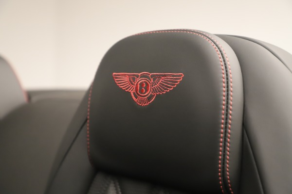 Used 2014 Bentley Continental GT V8 for sale Sold at Aston Martin of Greenwich in Greenwich CT 06830 24