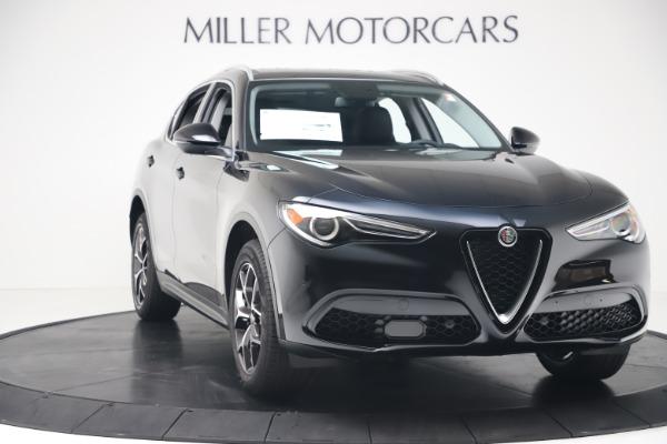 New 2019 Alfa Romeo Stelvio Ti Q4 for sale Sold at Aston Martin of Greenwich in Greenwich CT 06830 11