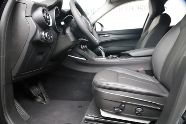 New 2019 Alfa Romeo Stelvio Ti Q4 for sale Sold at Aston Martin of Greenwich in Greenwich CT 06830 14