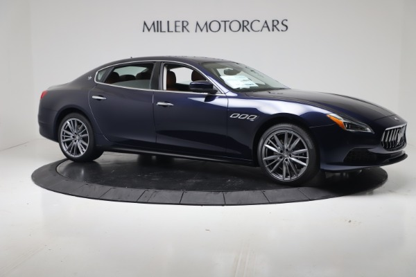 New 2019 Maserati Quattroporte S Q4 for sale Sold at Aston Martin of Greenwich in Greenwich CT 06830 10