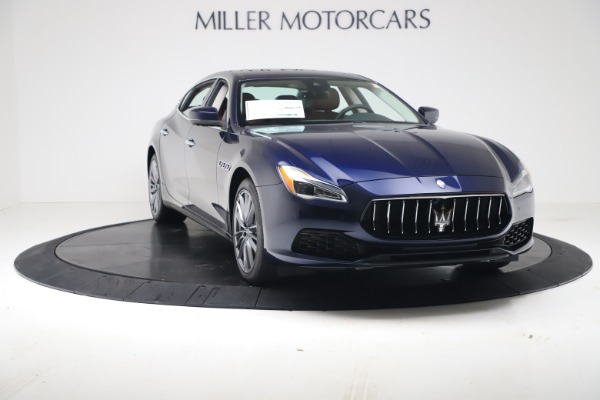 New 2019 Maserati Quattroporte S Q4 for sale Sold at Aston Martin of Greenwich in Greenwich CT 06830 11
