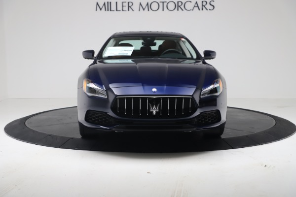 New 2019 Maserati Quattroporte S Q4 for sale Sold at Aston Martin of Greenwich in Greenwich CT 06830 12