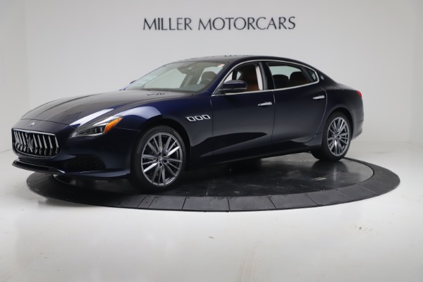 New 2019 Maserati Quattroporte S Q4 for sale Sold at Aston Martin of Greenwich in Greenwich CT 06830 2