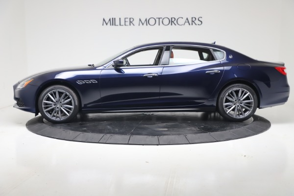 New 2019 Maserati Quattroporte S Q4 for sale Sold at Aston Martin of Greenwich in Greenwich CT 06830 3
