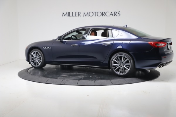 New 2019 Maserati Quattroporte S Q4 for sale Sold at Aston Martin of Greenwich in Greenwich CT 06830 4