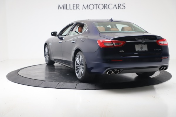 New 2019 Maserati Quattroporte S Q4 for sale Sold at Aston Martin of Greenwich in Greenwich CT 06830 5