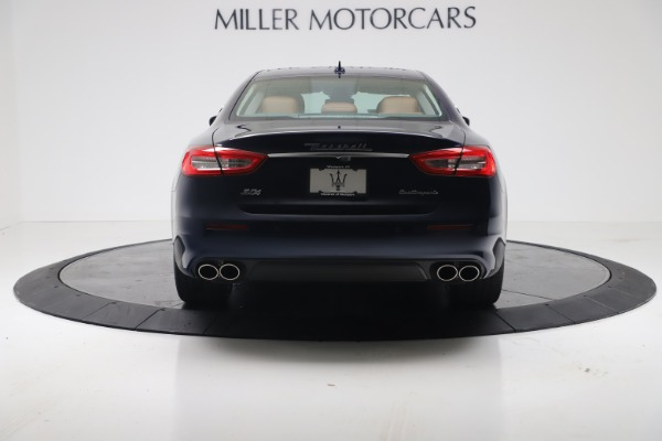 New 2019 Maserati Quattroporte S Q4 for sale Sold at Aston Martin of Greenwich in Greenwich CT 06830 6