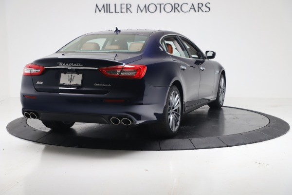 New 2019 Maserati Quattroporte S Q4 for sale Sold at Aston Martin of Greenwich in Greenwich CT 06830 7