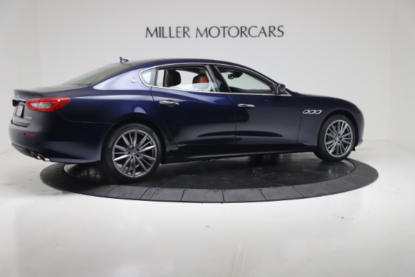 New 2019 Maserati Quattroporte S Q4 for sale Sold at Aston Martin of Greenwich in Greenwich CT 06830 8