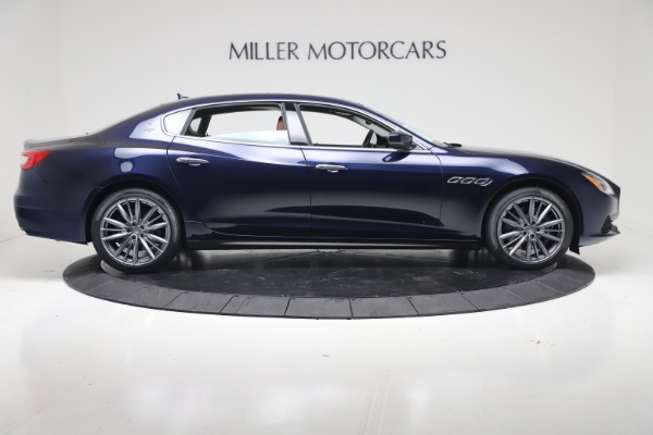 New 2019 Maserati Quattroporte S Q4 for sale Sold at Aston Martin of Greenwich in Greenwich CT 06830 9