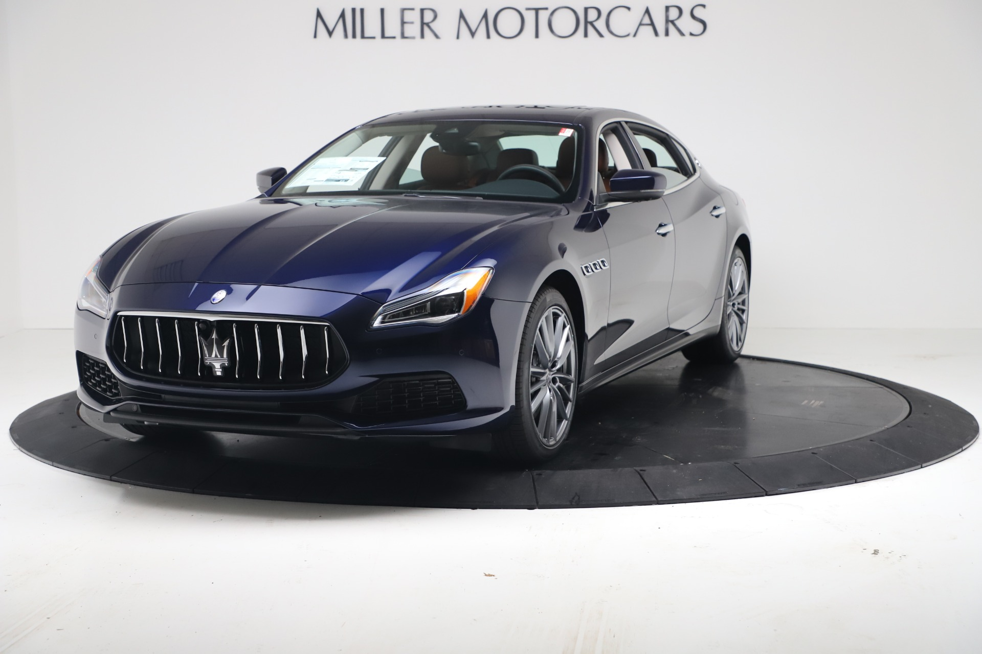 New 2019 Maserati Quattroporte S Q4 for sale Sold at Aston Martin of Greenwich in Greenwich CT 06830 1
