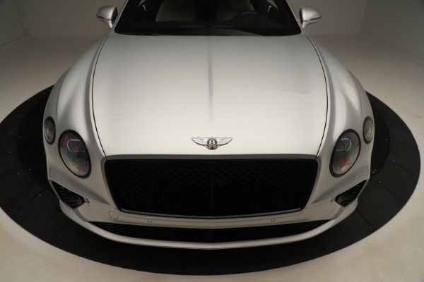 Used 2020 Bentley Continental GT V8 First Edition for sale $269,635 at Aston Martin of Greenwich in Greenwich CT 06830 13