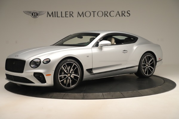 Used 2020 Bentley Continental GT V8 First Edition for sale $269,635 at Aston Martin of Greenwich in Greenwich CT 06830 2