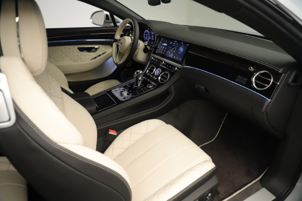 Used 2020 Bentley Continental GT V8 First Edition for sale $269,635 at Aston Martin of Greenwich in Greenwich CT 06830 26