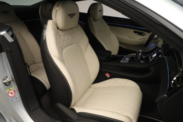 Used 2020 Bentley Continental GT V8 First Edition for sale $269,635 at Aston Martin of Greenwich in Greenwich CT 06830 28
