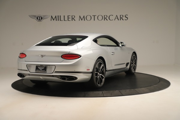Used 2020 Bentley Continental GT V8 First Edition for sale $269,635 at Aston Martin of Greenwich in Greenwich CT 06830 7