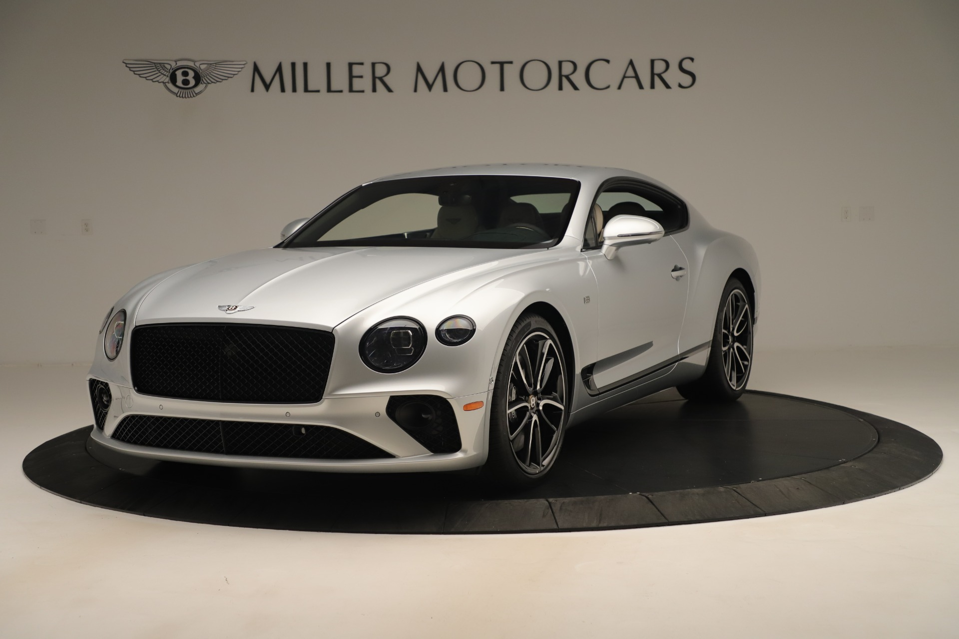 Used 2020 Bentley Continental GT V8 First Edition for sale $269,635 at Aston Martin of Greenwich in Greenwich CT 06830 1
