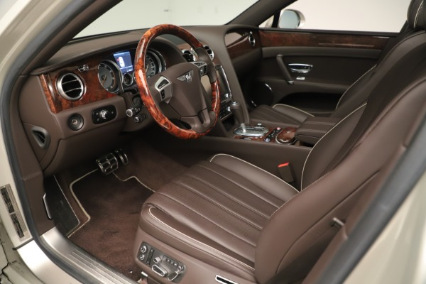 Used 2015 Bentley Flying Spur V8 for sale Sold at Aston Martin of Greenwich in Greenwich CT 06830 16