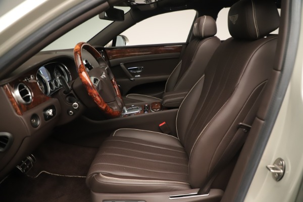 Used 2015 Bentley Flying Spur V8 for sale Sold at Aston Martin of Greenwich in Greenwich CT 06830 17