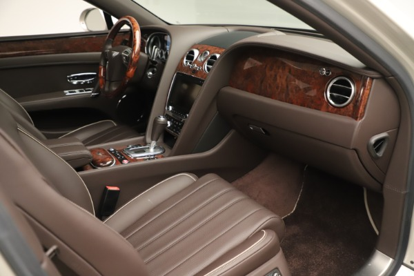 Used 2015 Bentley Flying Spur V8 for sale Sold at Aston Martin of Greenwich in Greenwich CT 06830 24