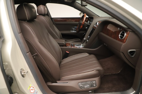 Used 2015 Bentley Flying Spur V8 for sale Sold at Aston Martin of Greenwich in Greenwich CT 06830 25