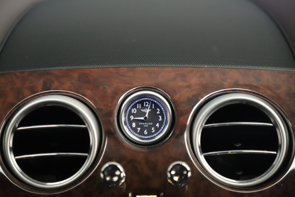 Used 2015 Bentley Flying Spur V8 for sale Sold at Aston Martin of Greenwich in Greenwich CT 06830 27