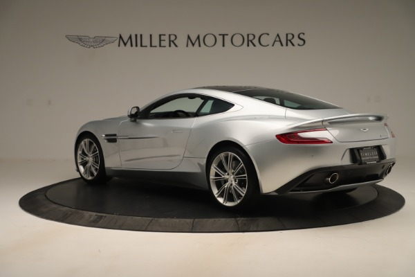 Used 2014 Aston Martin Vanquish Coupe for sale $116,900 at Aston Martin of Greenwich in Greenwich CT 06830 3