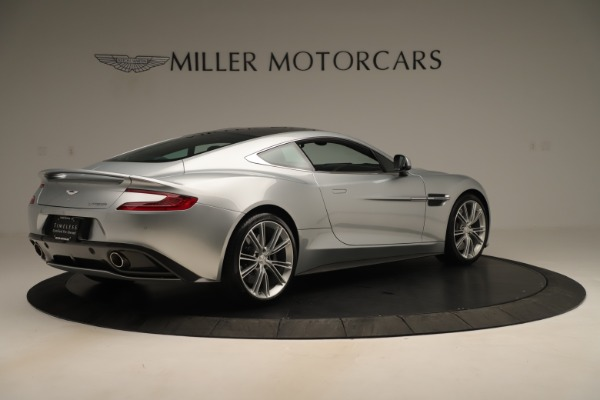 Used 2014 Aston Martin Vanquish Coupe for sale $116,900 at Aston Martin of Greenwich in Greenwich CT 06830 7