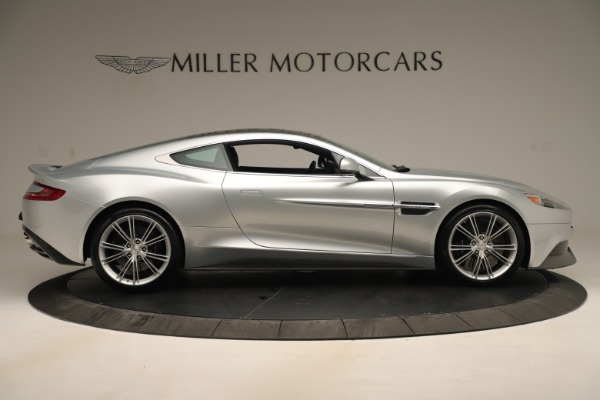 Used 2014 Aston Martin Vanquish Coupe for sale $116,900 at Aston Martin of Greenwich in Greenwich CT 06830 8