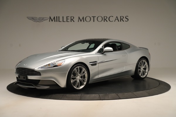 Used 2014 Aston Martin Vanquish Coupe for sale $116,900 at Aston Martin of Greenwich in Greenwich CT 06830 1