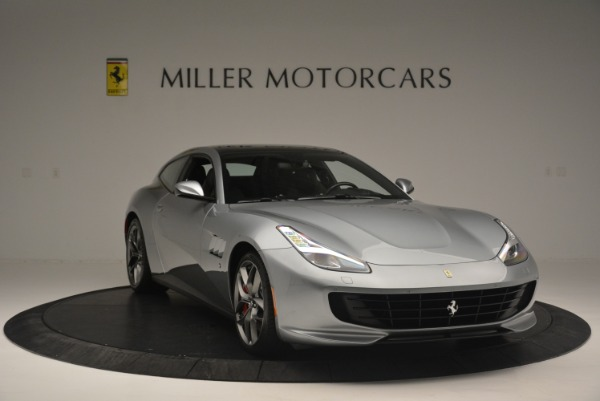 Used 2019 Ferrari GTC4LussoT V8 for sale $224,900 at Aston Martin of Greenwich in Greenwich CT 06830 11
