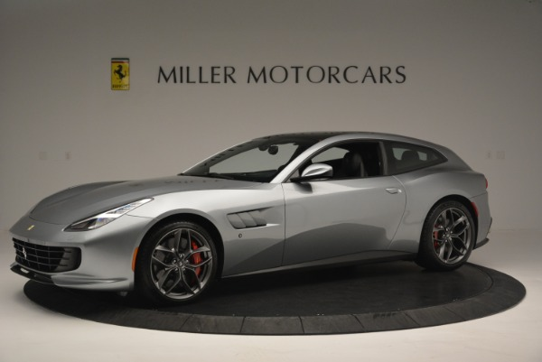Used 2019 Ferrari GTC4LussoT V8 for sale $224,900 at Aston Martin of Greenwich in Greenwich CT 06830 2